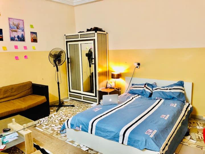 Mini Appartement a Lomé pour votre séjour