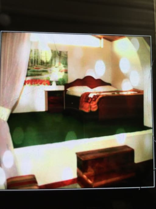 Second stage bed room,