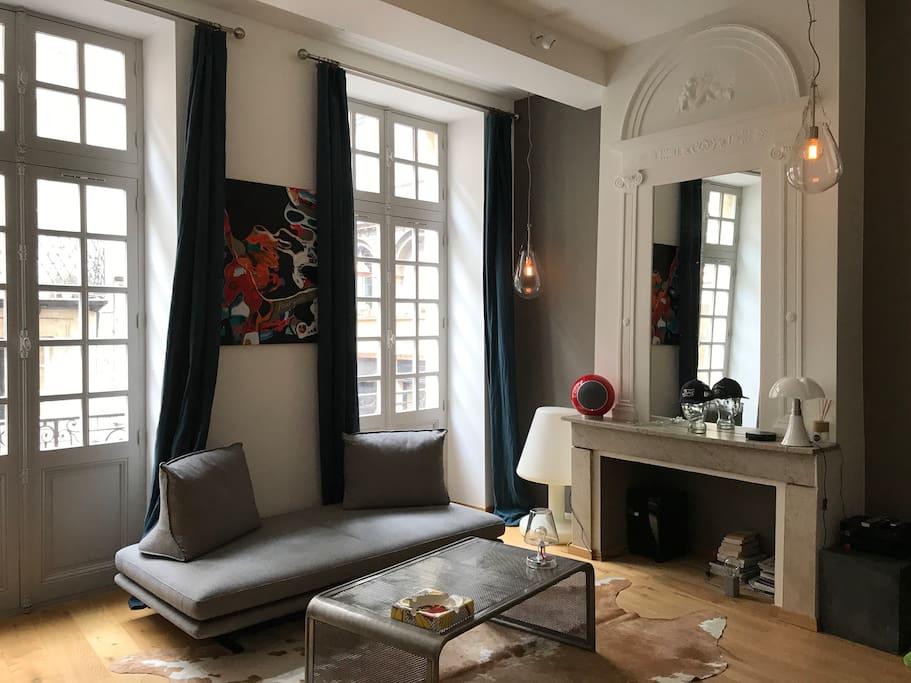 Appartement ultra centre appartements louer bordeaux for Appartement 20m2 bordeaux louer