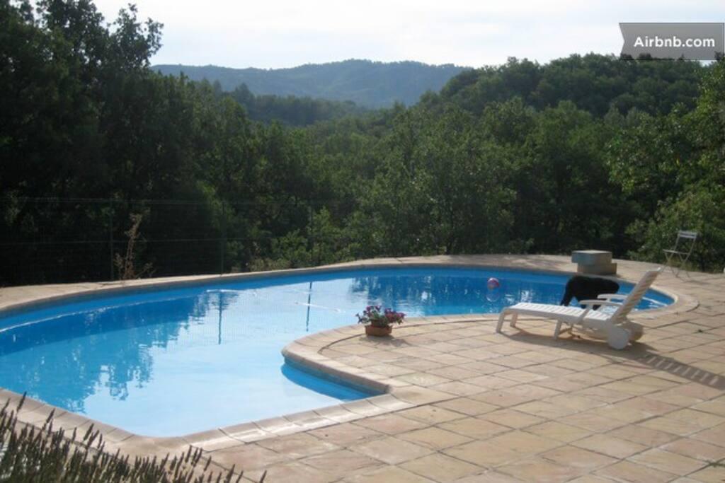 Superbe mas proven al avec piscine maisons louer - Location cote d azur avec piscine ...
