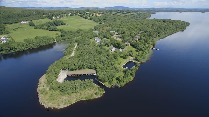 Lakeside Lodge - Enniskillen - Haus