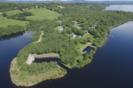 Lakeside Lodge - Enniskillen - Hus