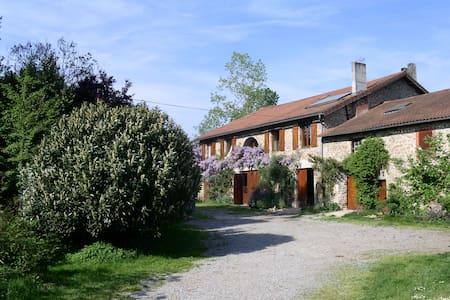 la ferme de leychoisier - Bonnac-la-Côte