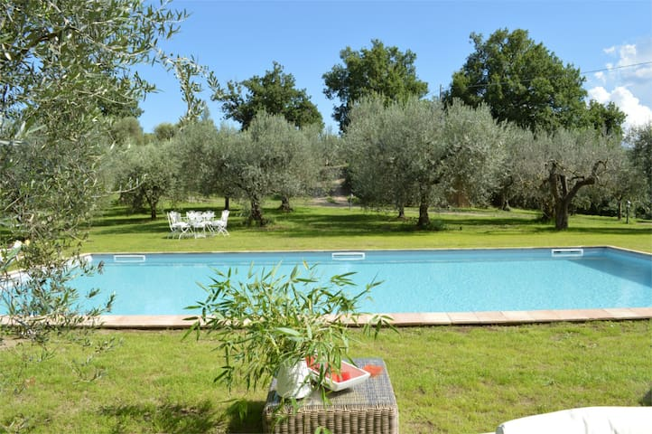 HAMLET LAKE OF BOLSENA (VT) ITALY - Gradoli - Villa