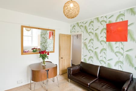 The Blue Room: Beautiful Double Room in Waterloo - London - Apartment