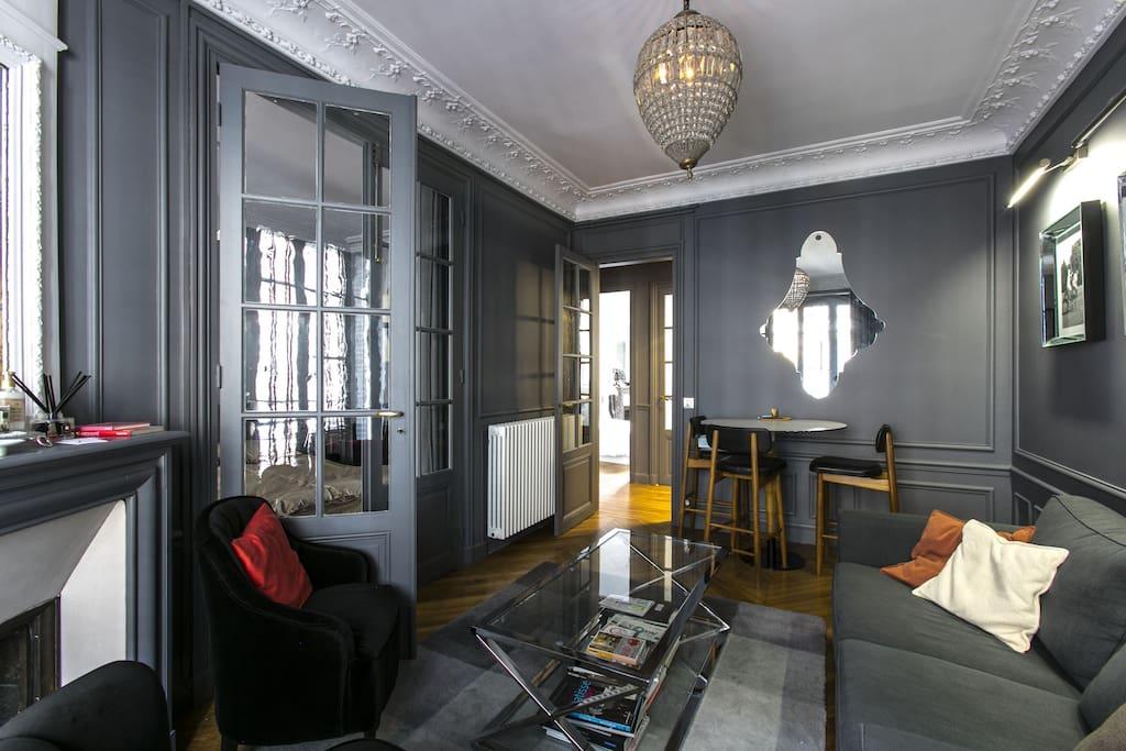 sch ne wohnung in der gegend von montparnasse 2943 wohnungen zur miete in paris le de france. Black Bedroom Furniture Sets. Home Design Ideas