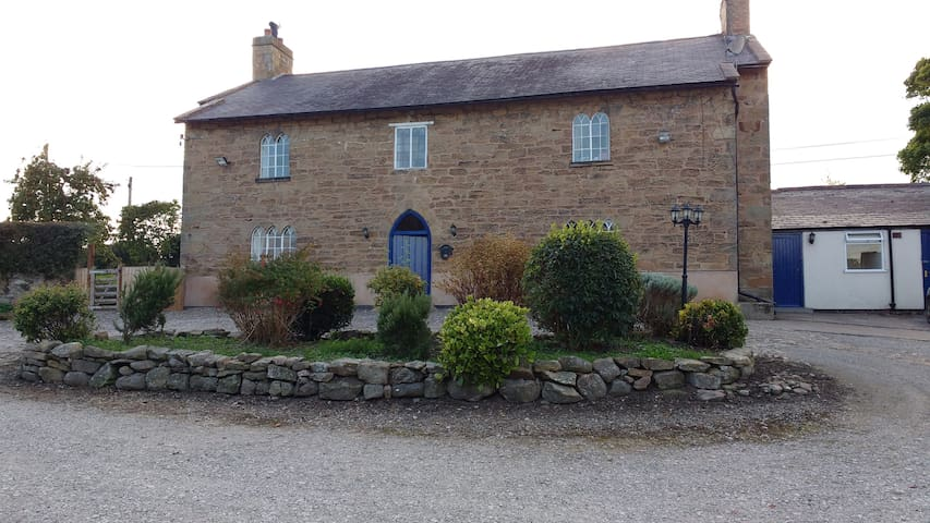 400yr old farmhouse B&B in Rural North Wales