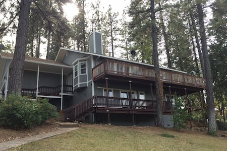 Peaceful Pines Getaway in Nevada City - Nevada City - Ház