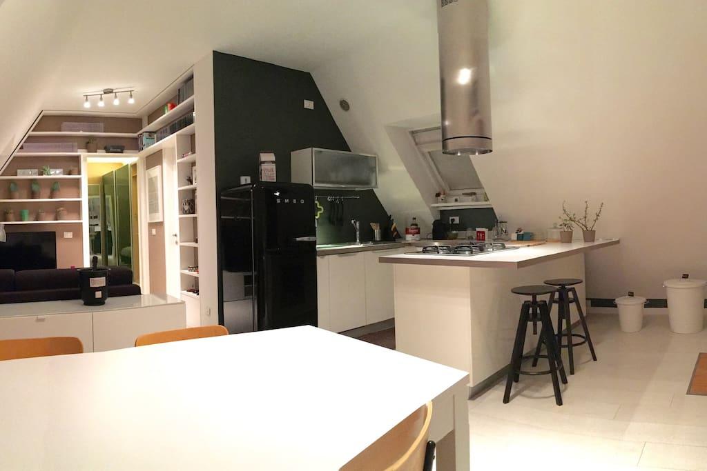 Maison Moderne Attico - Apartments for Rent in Venice