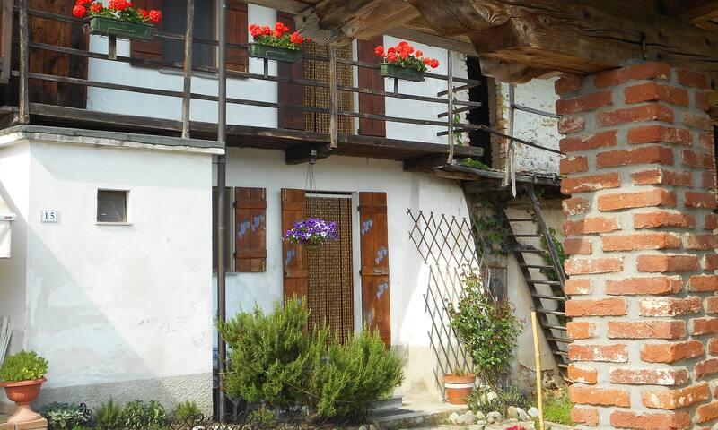 La piccola casa del rosmarino