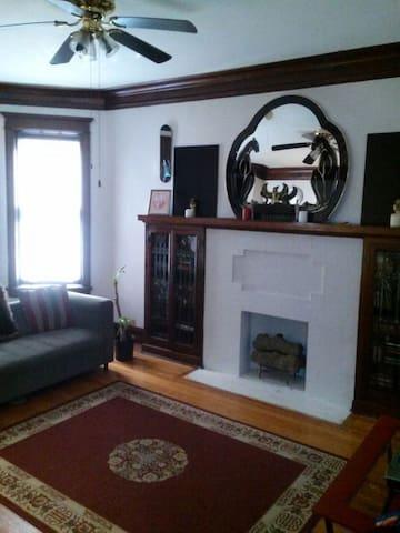 Auburn Gresham Brownstone - Chicago - Apartamento