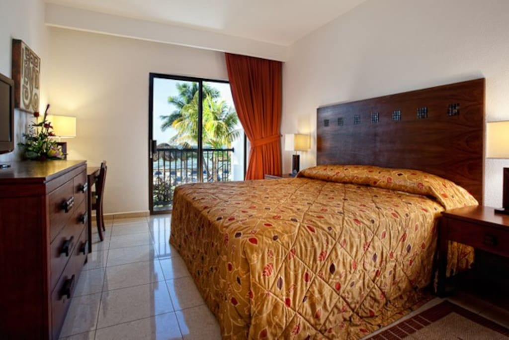 Newly Renovated and Refurbished Mater Bedroom with Private Terrace.