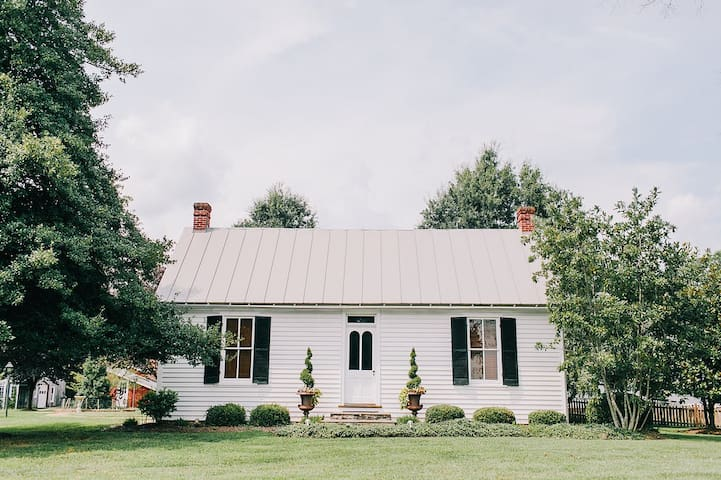 The Civil War House