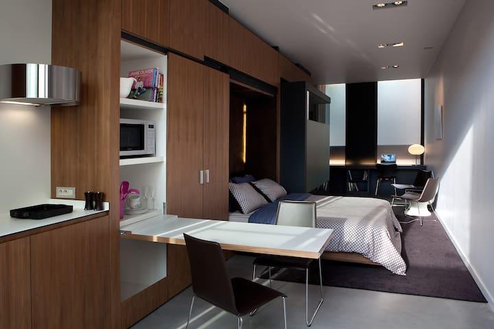 Design B&B Snooz Inn - 1 - เกนต์ - ที่พักพร้อมอาหารเช้า