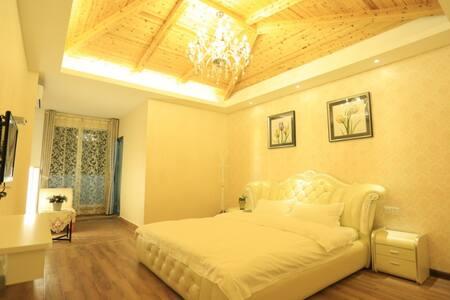优美的景色 会给您带来优越的心情 - Huangshan - Appartement