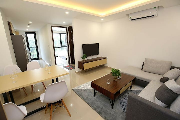 One bedroom near Thanh Nien, Nguyen Truong To Str