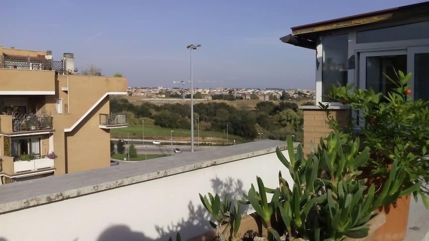 attico - Rome - Appartement