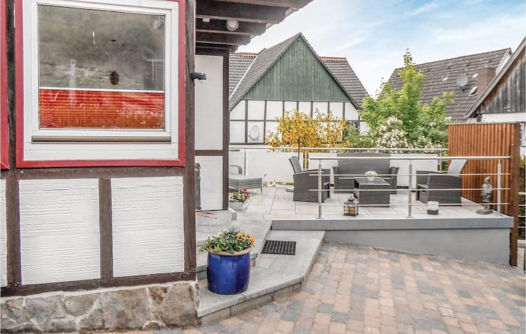 Holiday apartment with 2 bedrooms on 98m² in Schieder-Schwalenberg