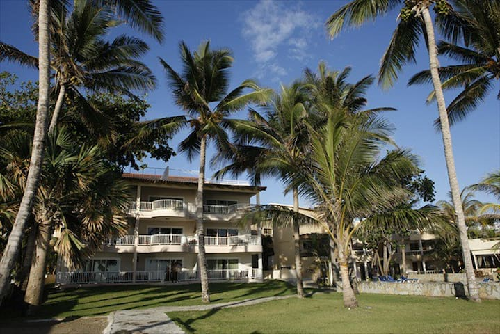 Kite Beach 1 bdm 2 bath ocean view starts @ $58 - Cabarete - Daire