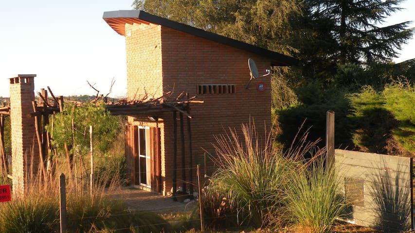 Casa cabaña en Los Reartes. Cordoba