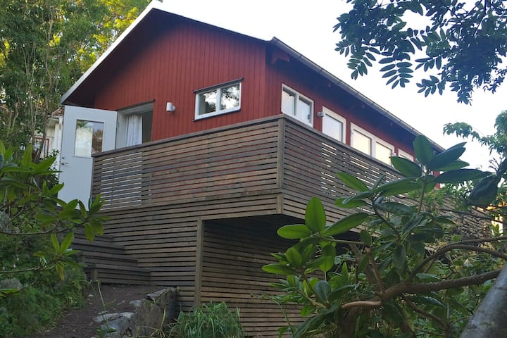 Wonderful oasis in the archipelago of Stockholm