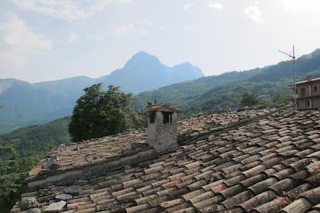Gran Sasso e Monti della Laga - Forca di Valle (Cerchiara) - Lägenhet