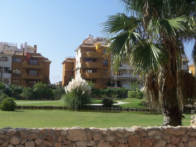 Luxury apartment with sea view - Torrevieja - Leilighet