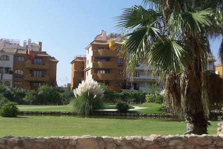 Luxury apartment with sea view - Torrevieja - Apartemen