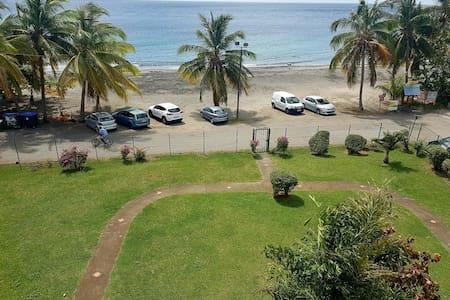 Appart F3  sur la plage - Apartment