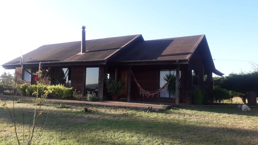 Casa turismo rural Rucapangue