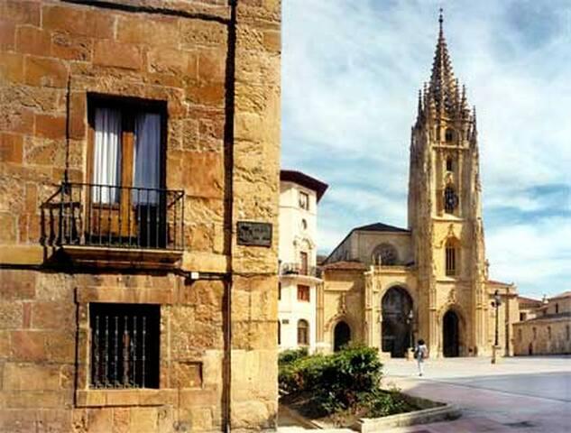 Maravillo loft  Centro de Oviedo - Oviedo - Loft