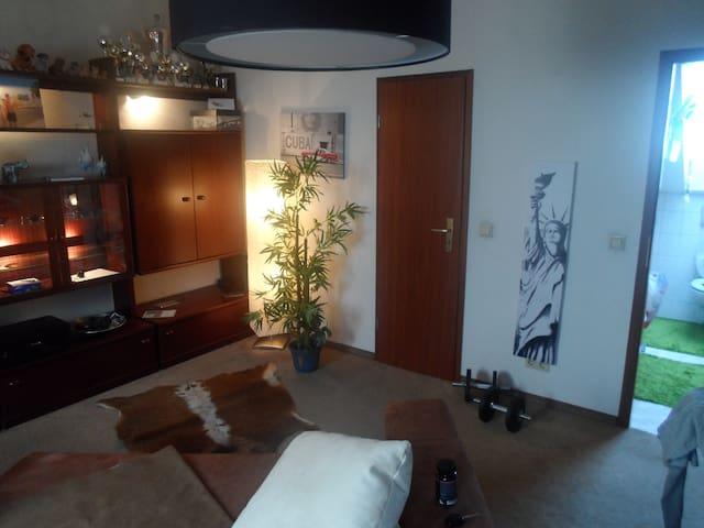 Loft ähnlich nahe HH Airport - Norderstedt - Apartment