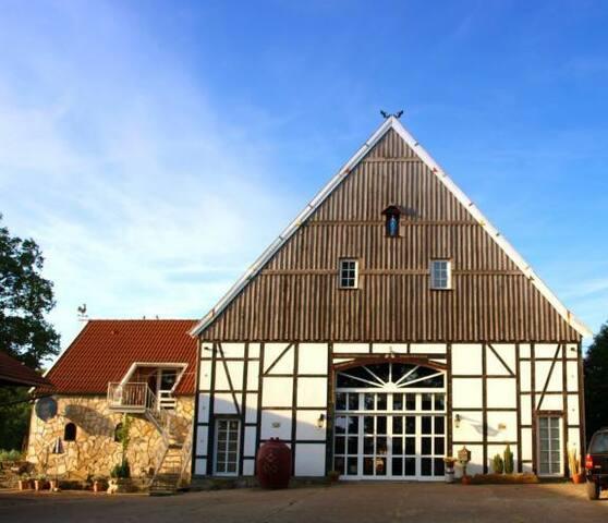 Bauernhof nimmt Gäste auf - Wadersloh - Apartemen