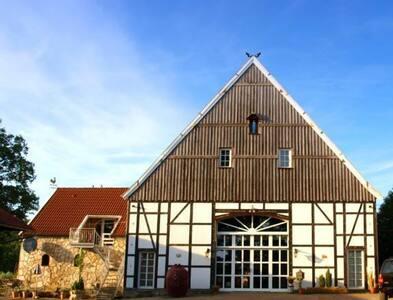 Bauernhof nimmt Gäste auf - Wadersloh - Apartment
