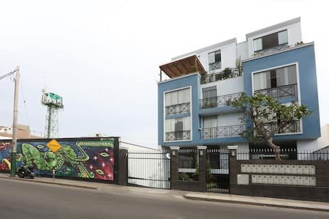 My Barranco, well located, friendly 1