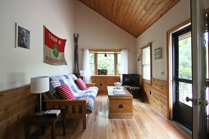 Comfortable & Quiet P'town Retreat - Provincetown - Appartement en résidence