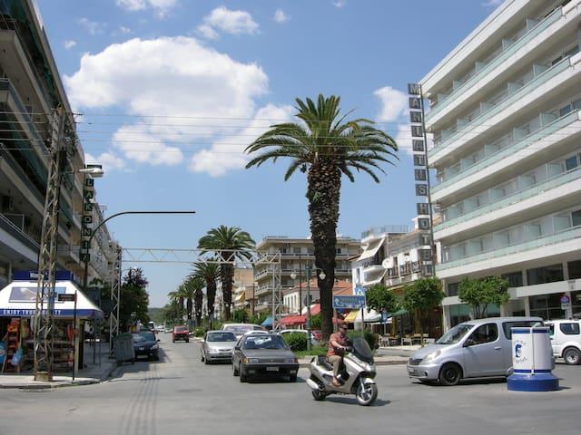 Central Apartment in Sparta - Σπάρτη - Wohnung