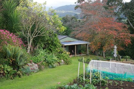 Rangihau Ranch self catering farm-stay cottage
