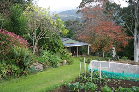 Rangihau self catering farm-stay cottage