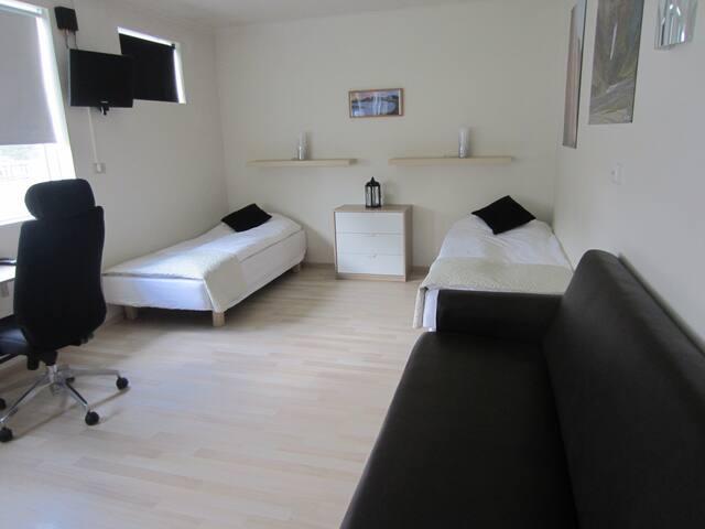 Eghomestay, studio apartment - Hvolsvöllur