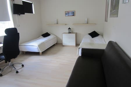 Eghomestay, studio apartment - Hvolsvöllur - Bed & Breakfast