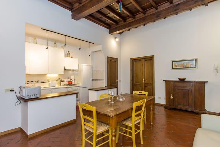 Uffizi One Bedroom