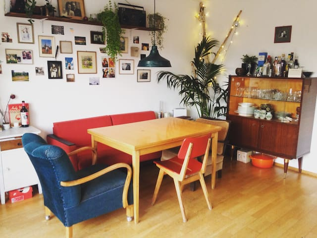 Cute and cosy apartment in the heart of Munich - Mnichov - Byt