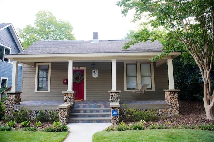 Historic home with wonderful front porch