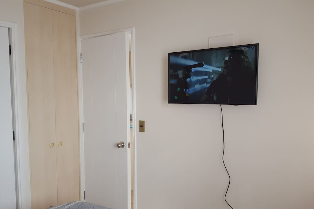 SmartTV con NetFlix