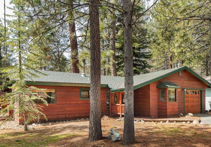 Perfect Tahoe Cabin