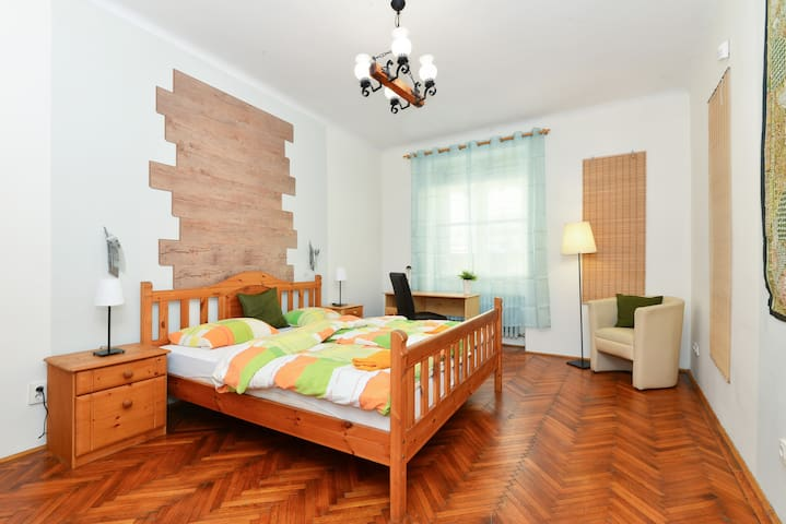 Private Room in the Heart of Budapest