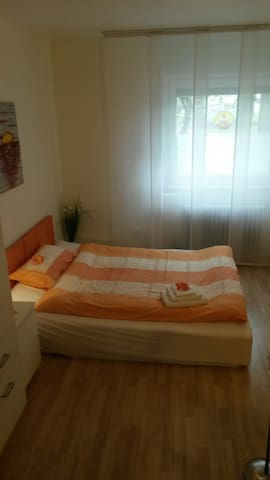 Cozy private room with own bathroom!!! - Köln - Daire