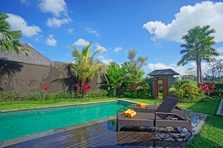 Beautiful 2BRprivate Villa, Nature&close toCenter