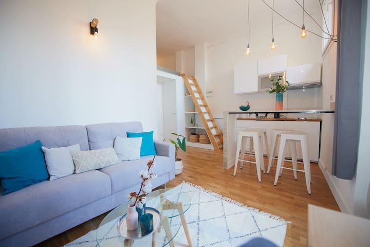 Appartement dans le centre historique de Cannes
